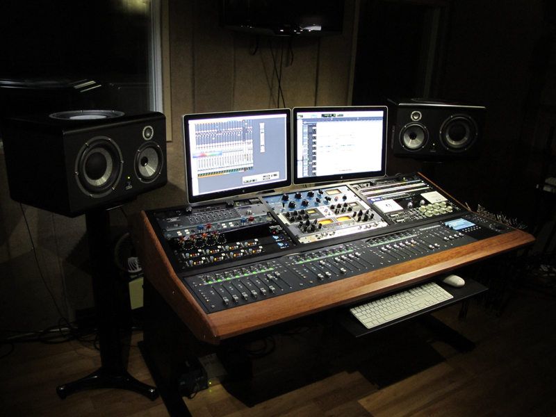 Εξοπλισμός Studio