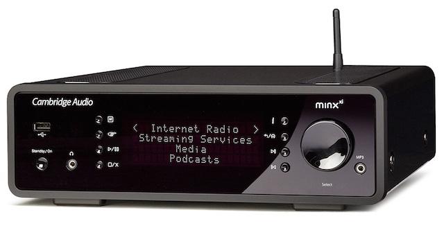 Mini ραδιοενισχυτές για mini Hi-Fi