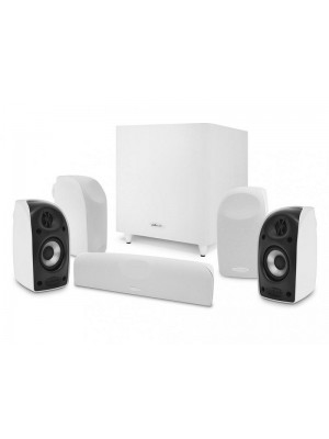 Polk Audio TL-1700 set ηχείων Home Cinema 5+1 White