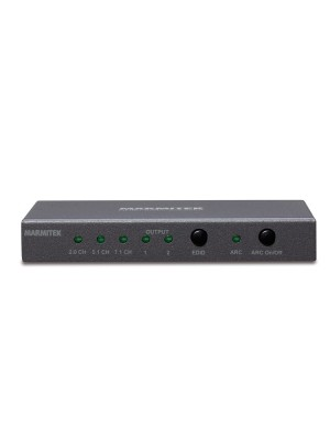 Marmitek Connect AE24 UHD 2.0 HDMI Audio Extractor
