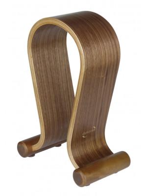 Dynavox KH-500 Headphones Stand ξύλινη Wood Walnut