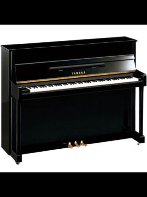 YAMAHA B2E Όρθιο Πιάνο Μαύρο Γυαλιστερό