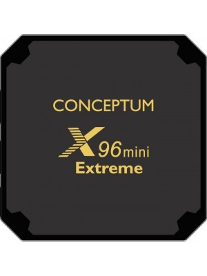 Conceptum X96 mini - ANDROID 7.1 - S905W Quad Core (16GB)