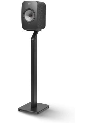KEF S1 Floor Stand for LSX Black (Ζεύγος)