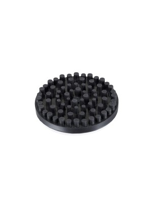 Dynavox Antivibe Rubber Feet 207469 - Black (set 4 τεμαχίων)