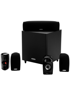 Polk Audio TL-1600 set ηχείων Home Cinema 5+1 Black
