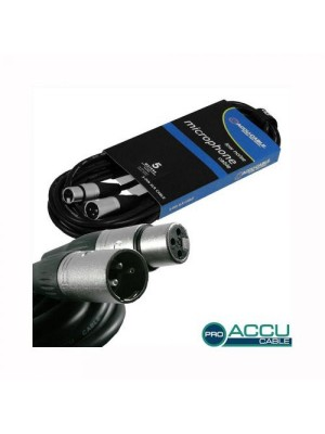 Accu Cable AC-PRO-XMXF/5  - 5m