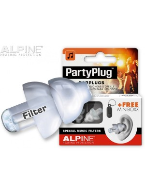 Alpine PartyPlug Clear