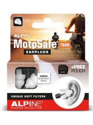 Alpine MotoSafe Τour