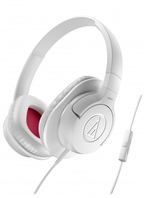 Audio Technica ATH-AX1iS White