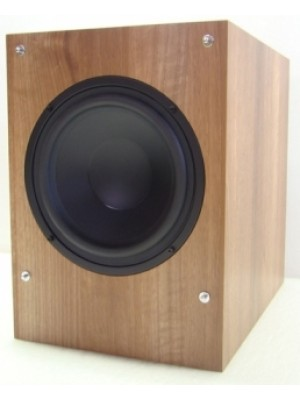 Audio Spectrum Monitor SUB 2 Walnut - 8inch