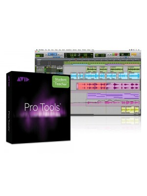 Avid Pro Tools 12 Student wth Support
