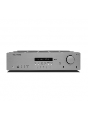 Cambridge Audio AXR100 Stereo Receiver 2x100 watt RMS  Lunar Grey