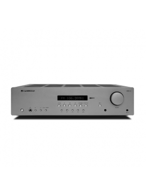 Cambridge Audio AXR85 Stereo Receiver 2x85 watt RMS Lunar Grey