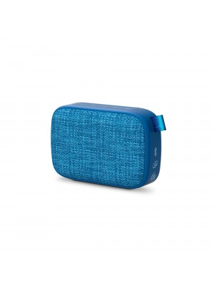 ENERGY SISTEM Fabric Box 1+ Pocket Blueberry