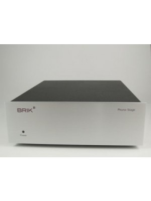 Brik Audio Phono Stage Silver