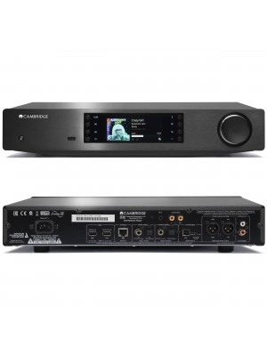 Cambridge Audio CXN V2 Network Player με ενσωματωμένο DAC Black