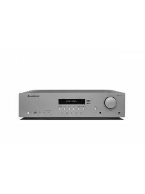 Cambridge Audio AXR100D Stereo Receiver DAB/FM Lunar Grey