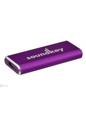 Cyrus SoundKey Purple