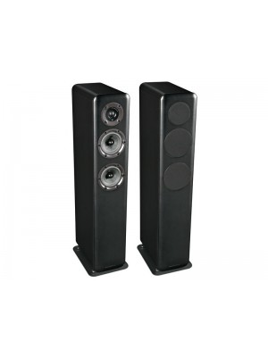 Wharfedale Diamond 330 Black (Ζεύγος)