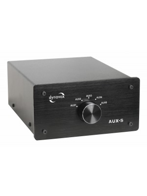DYNAVOX AUX-S Switcher Black