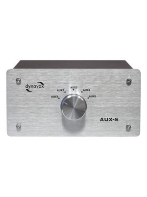 DYNAVOX AUX-S Switcher Silver