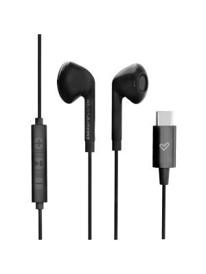 ENERGY SISTEM Earphones Smart 2 Black - Type C