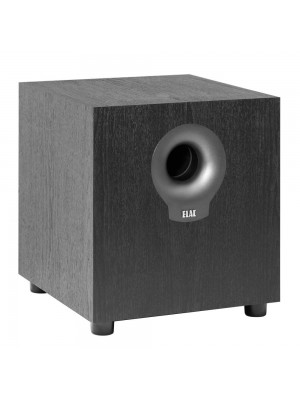 Elac Debut S10.2 Brushed Vinyl Black - 10inch