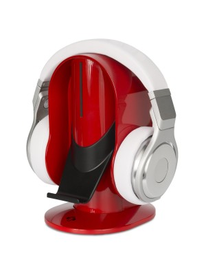 HeadsUp Base Stand - Headphones Stand Red