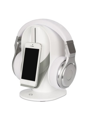 HeadsUp Base Stand - Headphones Stand  White
