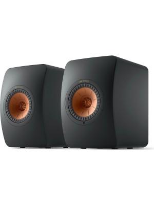 KEF LS50 Wireless II Carbon Black