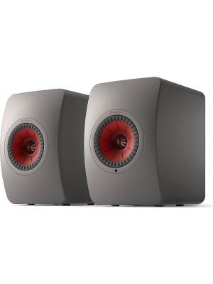 KEF LS50 Wireless II Titanium Grey