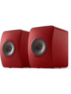 KEF LS50 Wireless II Crimson Red