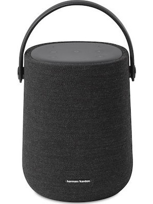 Harman Kardon Citation 200, Voice-activated Portable speaker, Google Assistant Black