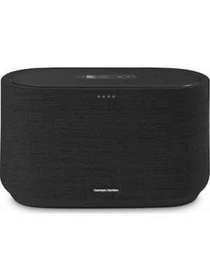 Harman Kardon Citation 300 Black Voice-activated speaker with Google Assistant LCD