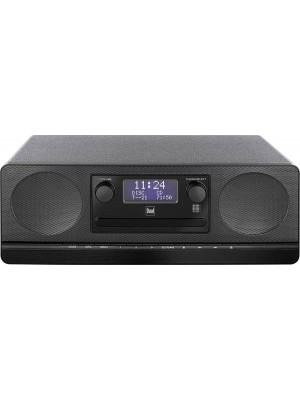Dual DAB 420 BT Radio CD - Black