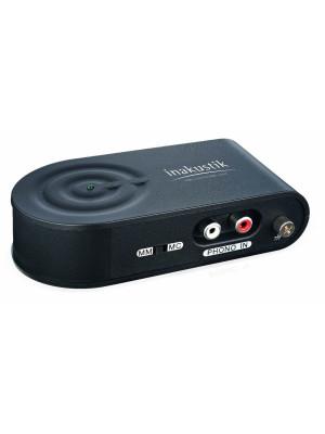 Inakustik 0415004 Premium Pre-Amp  και με USB έξοδο