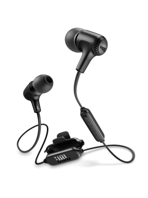 JBL E25BT  Bluetooth wireless Black