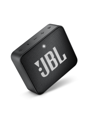 JBL GO 2 Black WaterProof - Bluetooth