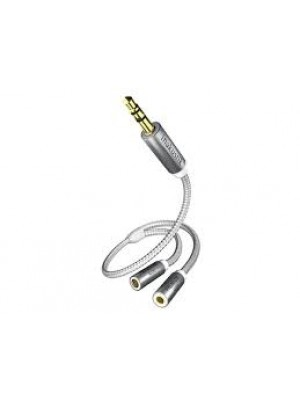 Inakustik 00410212 Premium II Phono Y-Adapter