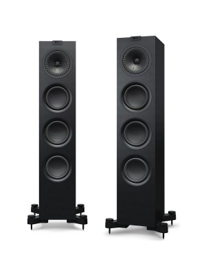 KEF Q550 Black (Ζεύγος)