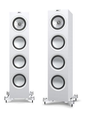 KEF Q750 White (Ζεύγος)