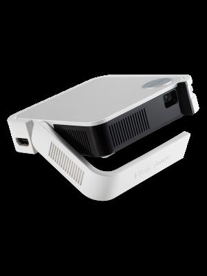 Viewsonic M1 mini Φορητός LED projector--854 x 480 Resolution, 120 LED (50 ANSI) Lumens, 1.2 Throw Ratio