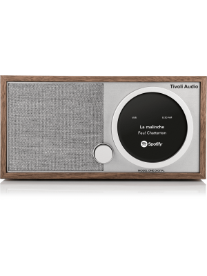 Tivoli Model One Digital Walnut/Grey