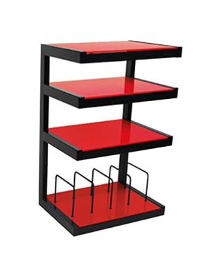 NorStone Esse Hifi Vinyl Red/black