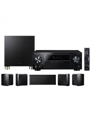 Pioneer HTP-074 5+1ch με Bluetooth Black