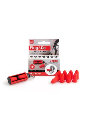 Alpine Plug and Go (5 ζευγάρια)
