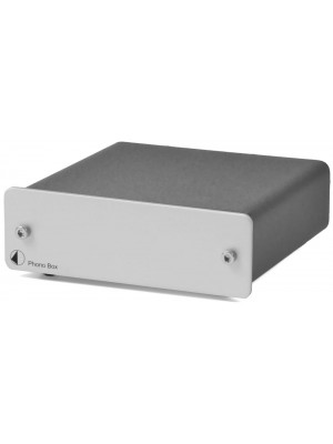 Pro-Ject Phono Box MM-MC (DC) Silver