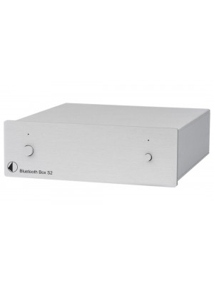 Pro-Ject Bluetooth Box S2 Silver