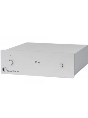 Pro-Ject Speed Box S2 Silver